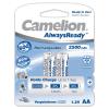 Camelion akku típus LR6 (ceruzaakku típus) AlwaysReady 2db/csom. 2500mAh