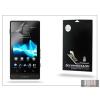 Cameron Sino Sony Xperia Sola (MT27i) képernyővédő fólia - Clear - 1 db/csomag
