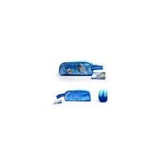 Canenco Tolltartó, cipzáras, CANENCO Frozen Olaf, kék
