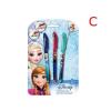 """Canenco Zseléstoll készlet, 0,8 mm, radírozható, CANENCO """"Frozen"""", 3 különböző szín"""