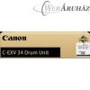 Canon C-EXV 34 [Bk] Drum [Dobegység] (eredeti, új)