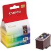 Canon CL-41 Tintapatron Pixma iP1300, 1600, 1700 nyomtatókhoz, CANON színes, 3*4ml