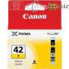 Canon CLI-42 [Y] tintapatron (eredeti, új)