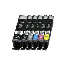 Canon CLI-551YXL Tintapatron Pixma iP7250, MG5450, MG6350 nyomtatókhoz,  sárga, 11ml nyomtatópatron & toner
