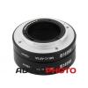 Canon EF-M fém közgyűrűsor