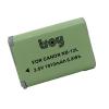 Canon LEGRIA mini X 3.6V 1910mAh utángyártott Lithium-Ion kamera/fényképezőgép akku/akkumulátor