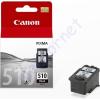 Canon PG-510 PG510 fekete festékpatron - eredeti 9ml