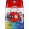 Canon PG-540XL + CL-541XL + Photo Paper GP-501