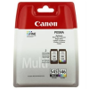 Canon PG-545+CL-546 PG545+CL546 eredeti multipack festékpatron csomag MX495 IP2850 MG2450 MG2550 MG2950
