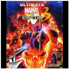 Capcom Ultimate Marvel vs. Capcom 3 videójáték