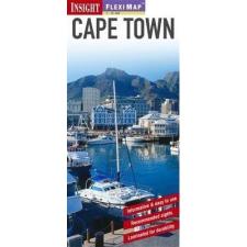 Cape Town laminált térkép - Insight térkép