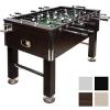 Capetan® Kick 400 extra erős asztalifoci asztal felnőtt csocsóasztal, wenge (mély barna tónus) színb