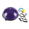 Capital Sports CAPITAL SPORTS Balanci Pro Balance egyensúlyozó félgömb, Ø58cm PVC/PP, expander, lila