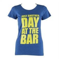 Capital Sports női edző póló, M méret, kék
