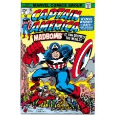 Captain America By Jack Kirby Omnibus – Jack Kirby idegen nyelvű könyv