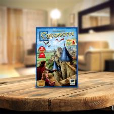 Carcassonne, új kiadás társasjáték