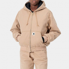 Carhartt WIP W Active Jacket I028667 DUSTY H BROWN