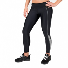 CARLIN COMPRESSION TIGHT - BLACK/GRAY (BLACK/GRAY) [XL]