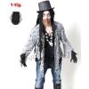 Carneval Zombie frakk XL  - CARNEVAL 2616