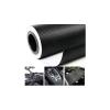 Carsun karbon fólia, 1,52x1,5 m, fekete