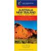 Cartographia Ausztrália, Új-Zéland térkép Cartographia