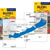 Cartographia Balaton II. aktív térkép - nyugati rész