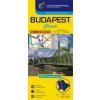 Cartographia Budapest térkép-Classic