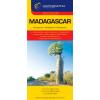 CARTOGRAPHIA KFT / BIZO. Madagaszkár térkép