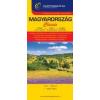 Cartographia Magyarország Classic (puhaborítós) térkép