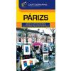 Cartographia Párizs útikönyv Cartographia