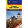 Cartographia - PRÁGA, CSEHORSZÁG - CARTOGRAPHIA ÚTIKÖNYV + TÉRKÉP