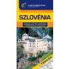 Cartographia Szlovénia útikönyv