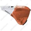 Casco Bukósisak kiegészítő Casco Speedmask narancs lencse (szemüveg SPEEDairo, SPEEDster, ROADster modellekhez)