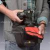 Case Logic DCB-306K - SLR fényképezőgép táska - Fekete/piros