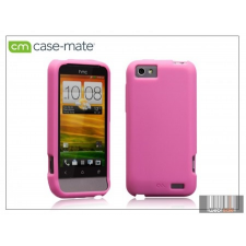CASE-MATE HTC One V hátlap - Case-Mate Smooth - pink tok és táska