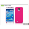 CASE-MATE Samsung i9500 Galaxy S4 hátlap - Case-Mate Barely There - electric pink