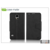 CASE-MATE Samsung SM-G900 Galaxy S5 flipes tok - Case-Mate Stand Folio - black