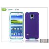CASE-MATE Samsung SM-G900 Galaxy S5 hátlap képernyővédő fóliával - Case-Mate Tough - purple/pool blue