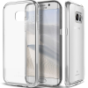 CASEOLOGY Samsung Galaxy S7 Edge Skyfall Series hátlap, tok, ezüst