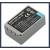 Casio NP-100 7.4V 1950mAh utángyártott Lithium-Ion kamera/fényképezőgép akku/akkumulátor