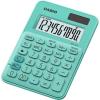 """Casio Számológép, asztali, 10 számjegy, CASIO """"MS 7UC"""", zöld"""
