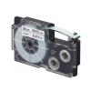 Casio XR-9WE1, 9mm x 8m, fekete nyomtatás / fehér alapon, eredeti szalag