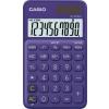 """Casio Zsebszámológép, 10 számjegy, CASIO """"SL 310"""", lila"""