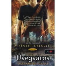 Cassandra Clare ÜVEGVÁROS - A VÉGZET EREKLYÉI 3. (KEMÉNYTÁBLÁS) gyermek- és ifjúsági könyv
