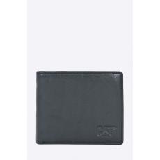 Caterpillar - Bőr pénztárca - fekete