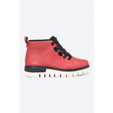 Caterpillar - Magasszárú cipő Imprint - piros - 1074683-piros