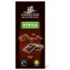 Cavalier étcsokoládé steviával, 85 g - kávékrémes