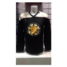 CCM Boston Bruins Hosszú-ujjú póló Crew 15 - XL