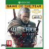 CD Projekt The witcher 3: the wild hunt - game of the year edition xbox one játékszoftver