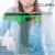 Cecoclean Crystal Clear 5023 Üvegtisztító Porszívó